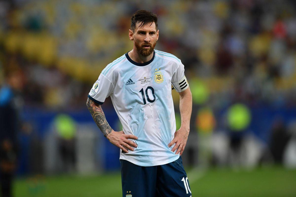 Даже с Месси Аргентина посредственна. Но в этом ее шанс против Бразилии