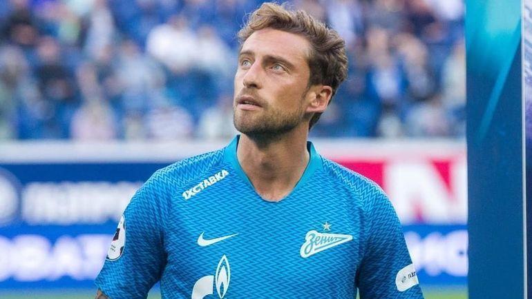 Клаудио Маркизио оставляет «Зенит» после 10 месяцев игры заклуб