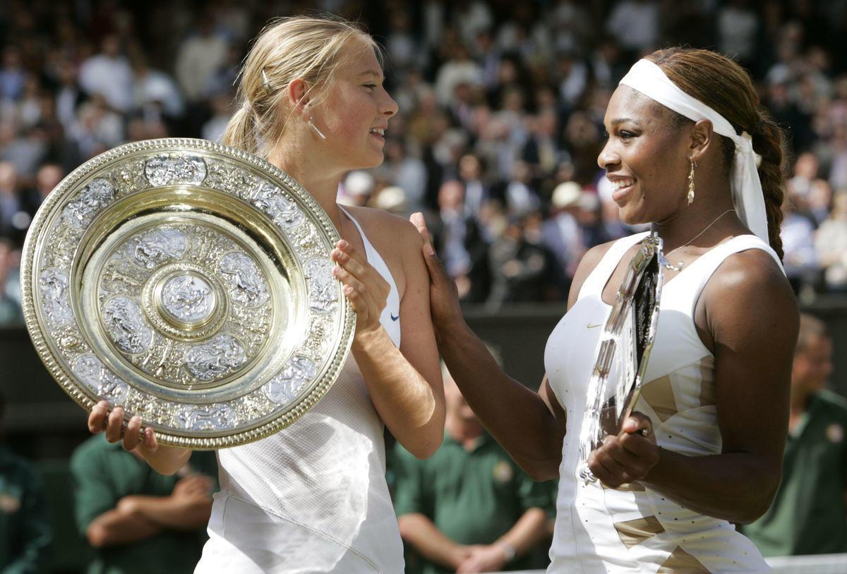 Как Шарапова выиграла Уимблдон. 15 лет назад это было очень круто