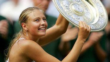 Легендарная победа Шараповой на Уимблдоне-2004