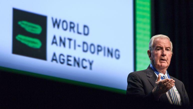 Президент ВАДА Крэйг Риди. Фото AFP