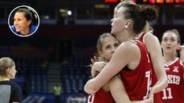 Сегодня женская сборная России сыграет с чемпионками Европы испанками.