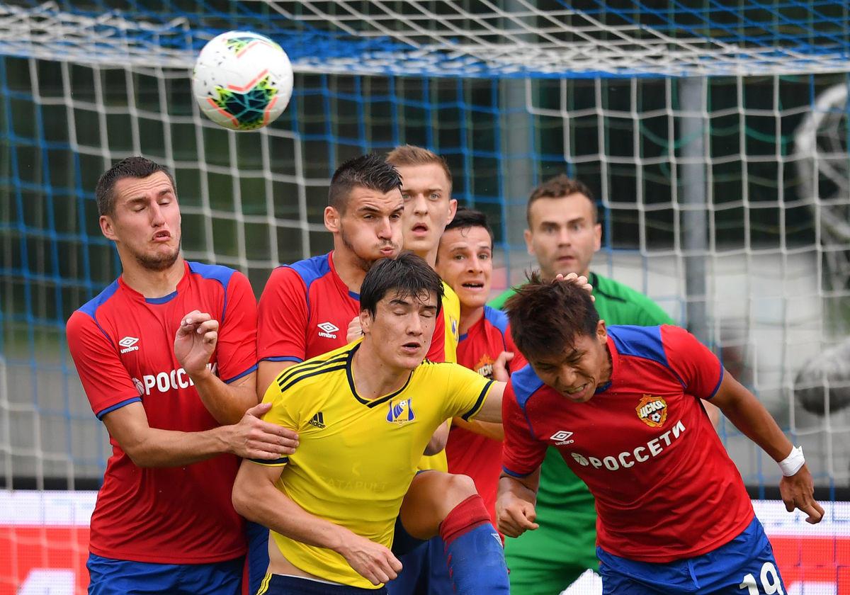 ЦСКА: есть ли повод для паники?
