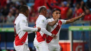 Сборная Перу унизила Чили и вышла в финал Кубка Америки