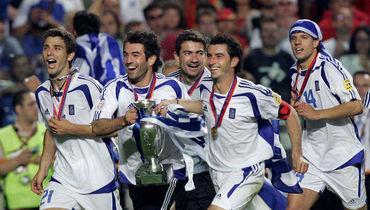 Ангел над пиратским кораблем. 15 лет сенсационной победе греков на Евро-2004