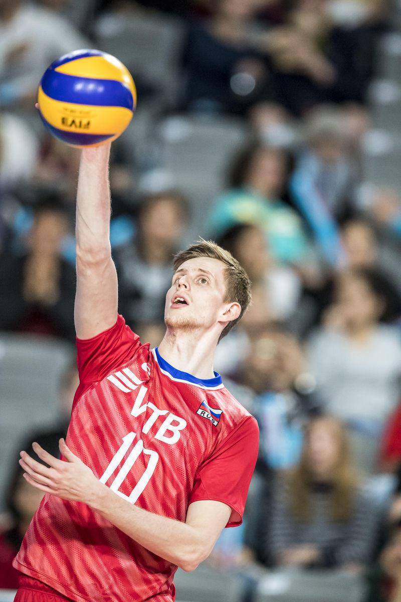 Алекно назвал его будущим российского волейбола. Приглядитесь к Федору Воронкову