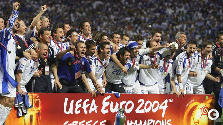 4 июля 2004 года. Лиссабон. Португалия - Греция - 0:1.