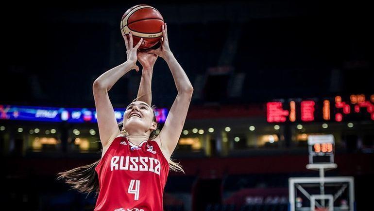 В 1/4 финала Евробаскета женская сборная России сыграет с чемпионками, испанками. Фото fiba.basketbal