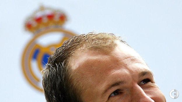 2007 год. Арьен Роббен - футболист Королевского клуба. Фото AFP