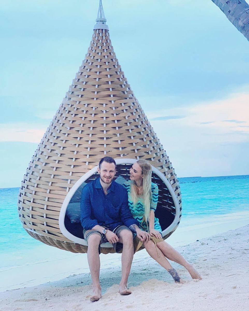 Капризов - крестный отец, Телегин и Пелагея - на Мальдивах. Лето звезд КХЛ
