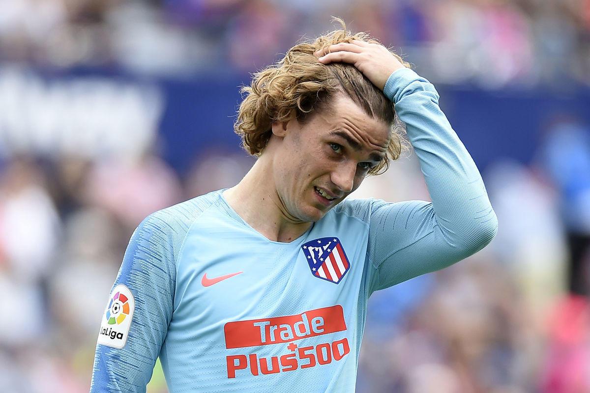 """""""Атлетико"""" атакует. Клуб возмущен поведением """"Барселоны"""" и Гризманна"""