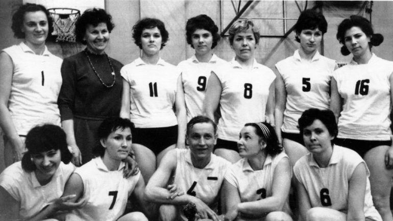 Серафиме Кундиренко – сто лет. Большая дата для отечественного волейбола