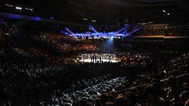 """15 сентября 2018 года в Москве в спорткомплексе """"Олимпийский"""" прошел первый в истории турнир UFC. Ждем возвращения."""