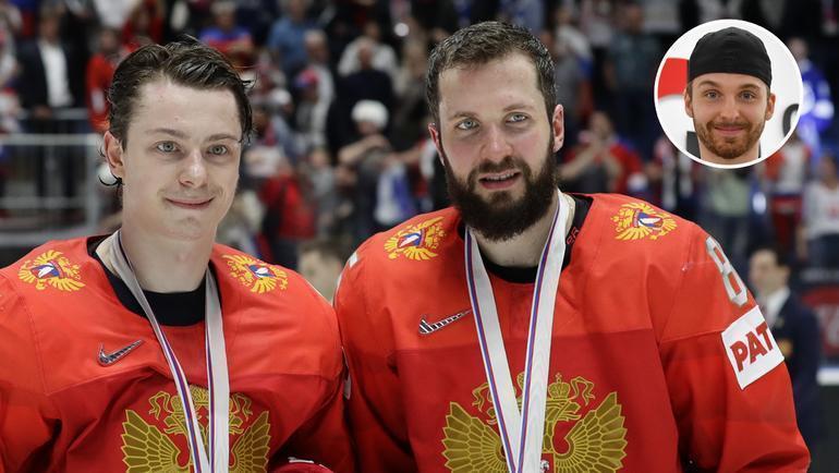 Никита Гусев и Никита Кучеров.