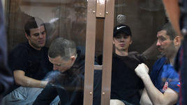 Александр Кокорин, Павел Мамаев, Кирилл Кокорин и Александр Протасовицкий: они будут отбывать заключение вместе?