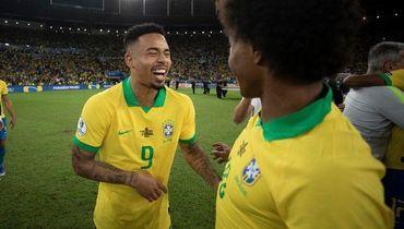 Смех и слезы Габриэла Жезуса. Он принес победу бразильцам