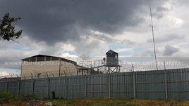 6 июля. Алексеевка. Так выглядит колония ИК-4, где отбывают срок Александр и Кирилл Кокорины, а также Павел Мамаев.