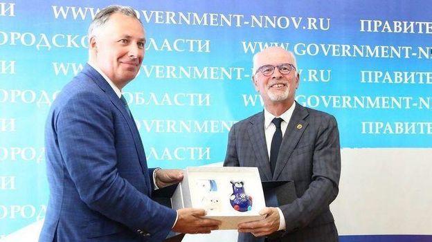 Нижний Новгород может стать столицей Всемирных Игр ТАФИСА-2024