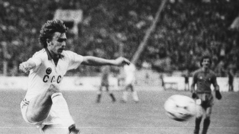 Как Черенков рвал Португалию и обыгрывал английский суперклуб