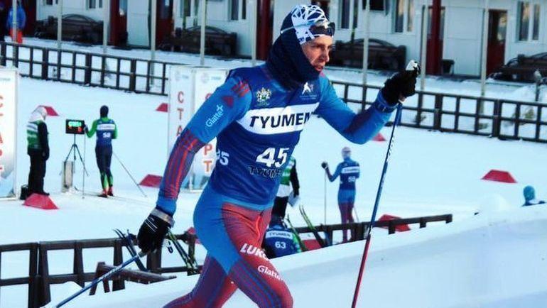 Андрей Нищаков. Фото ВКонтакте