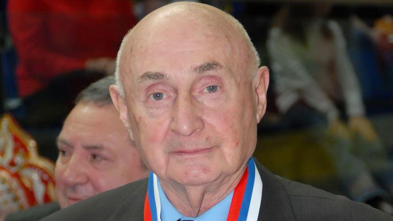 """Вся жизнь со """"Спартаком"""". Давиду Берлину – 94!"""