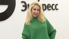 Фигуристка и тренер Анастасия Гребенкина - в гостях у