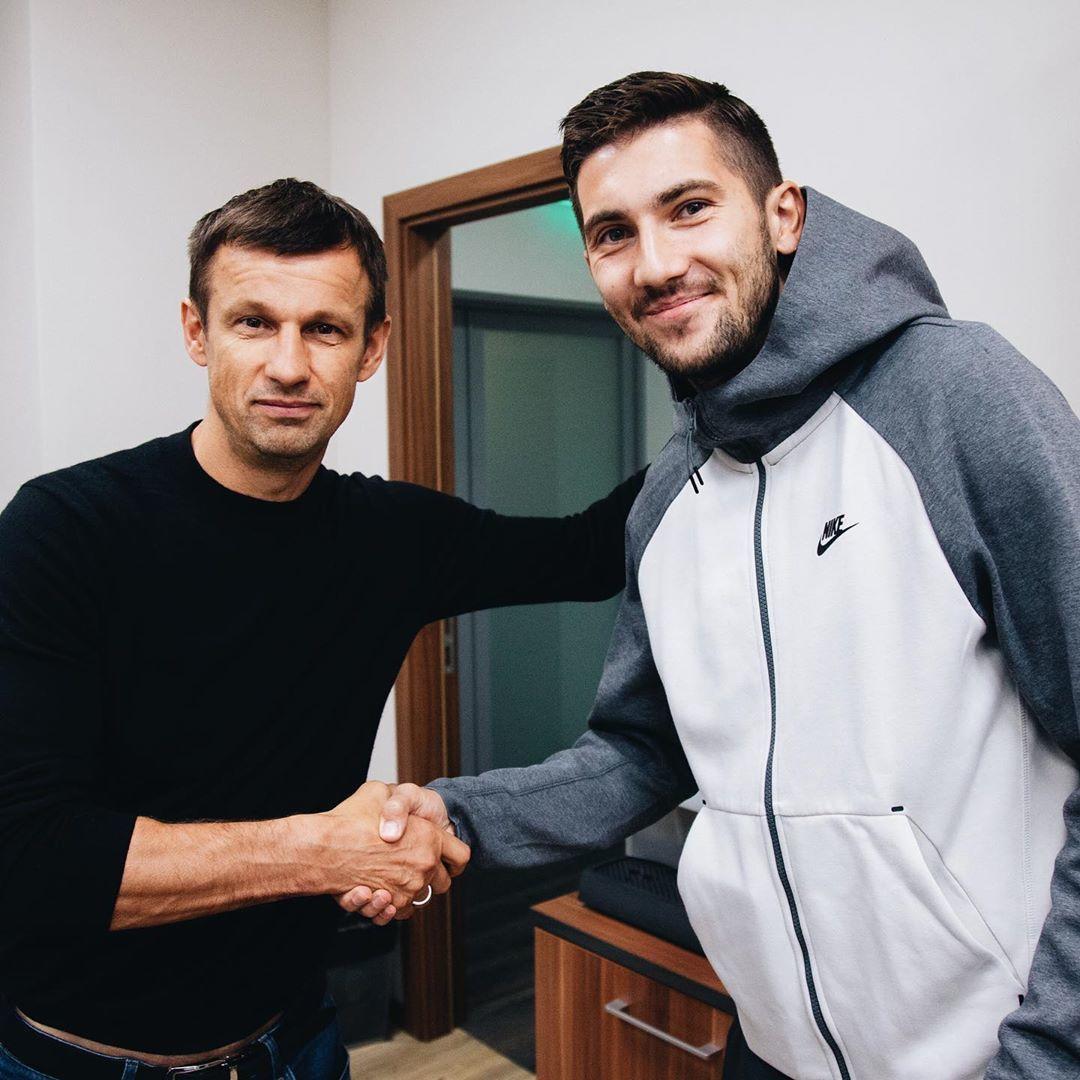 """Сергей Семак: """"Сутормин? Никто никого не заставлял переходить"""""""