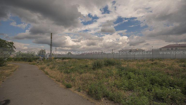 """Июль. Алексеевка. Вид на ИК-4. Фото Юрий Голышак, """"СЭ"""""""