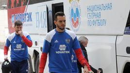 Гильерме (справа) и Станислав Крицюк: кто из вратарей сменит клуб этим летом?