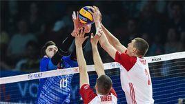 13 июля. Чикаго. Россия - Польша - 3:1. Россияне победили принципиального соперника и вышли в финал Лиги наций.