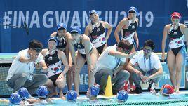 Женская сборная Кореи: это фиаско.