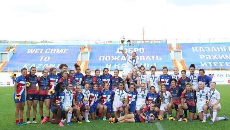 Женская сборная России по регби-7 продолжит борьбу за Олимпиаду-2020.
