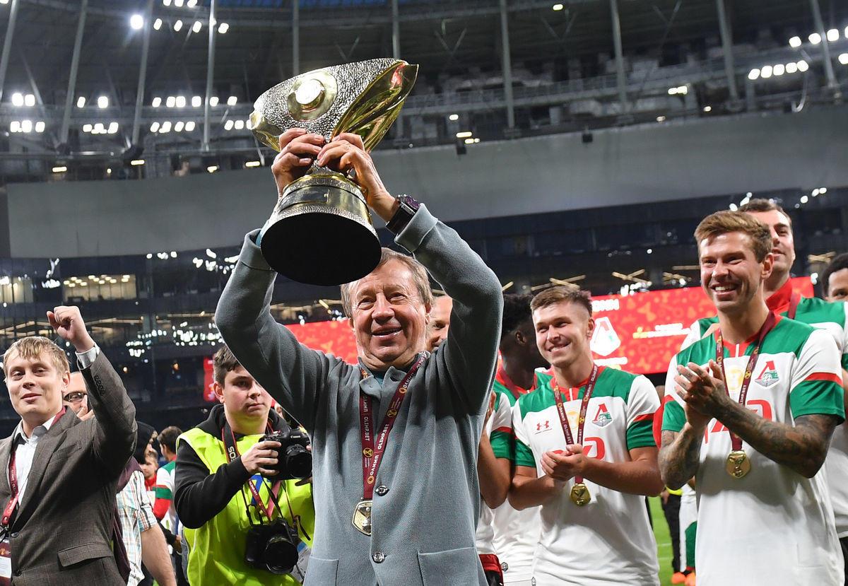 """Юрий Семин: """"В нашем футболе засилье менеджеров, считающих, что они понимают больше тренеров"""""""