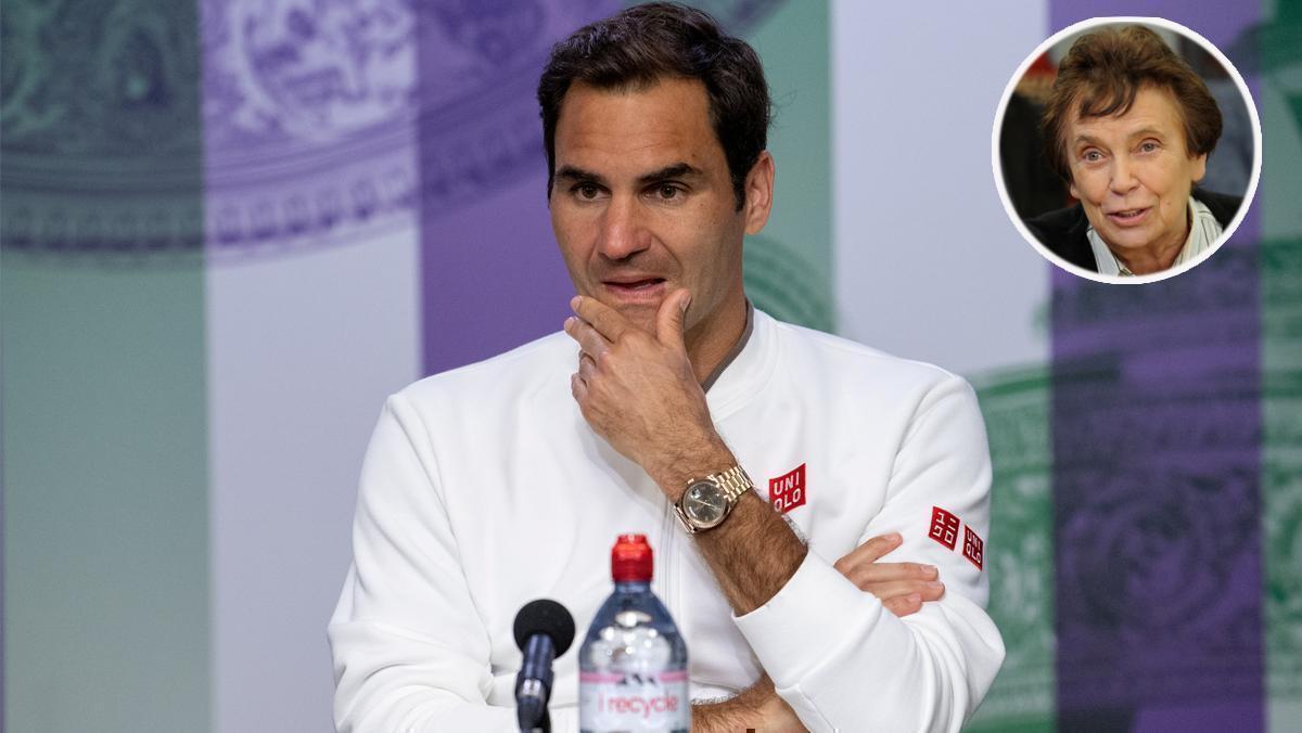"""Анна Дмитриева: """"Федерер всегда находит способ вернуться, вернется и сейчас"""""""