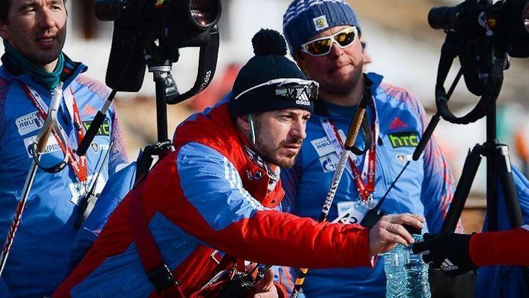 Сергей Тутмин (в центре). Фото СБР