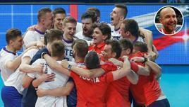 Алексей Вербов - об игре сборной России по волейболу.
