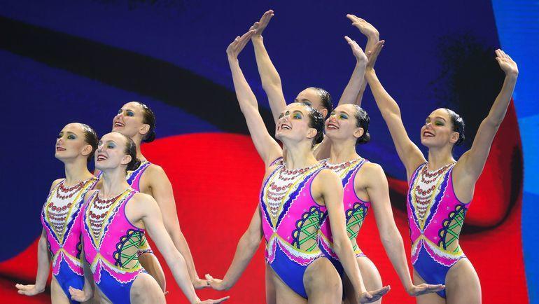 16 июля. Кванджу. Сборная России. Фото AFP