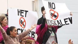 Протест против Владимира Москалева на стадионах страны. Это поможет?