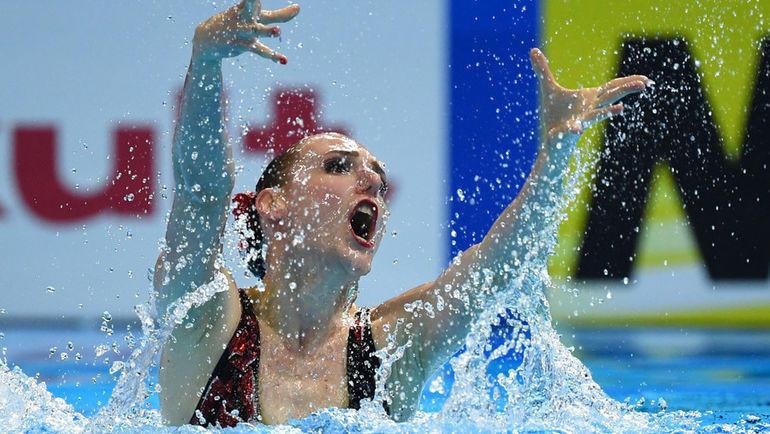 Светлана Ромашина. Фото Reuters