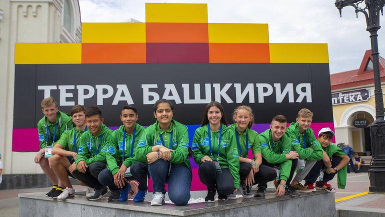 """""""Футбол для дружбы"""" и Юные послы программы открывает миру другую Россию"""