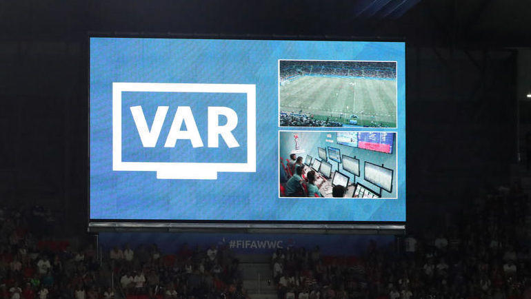 «Рубин»: VAR впервый раз используют вРПЛ наматче «Динамо»