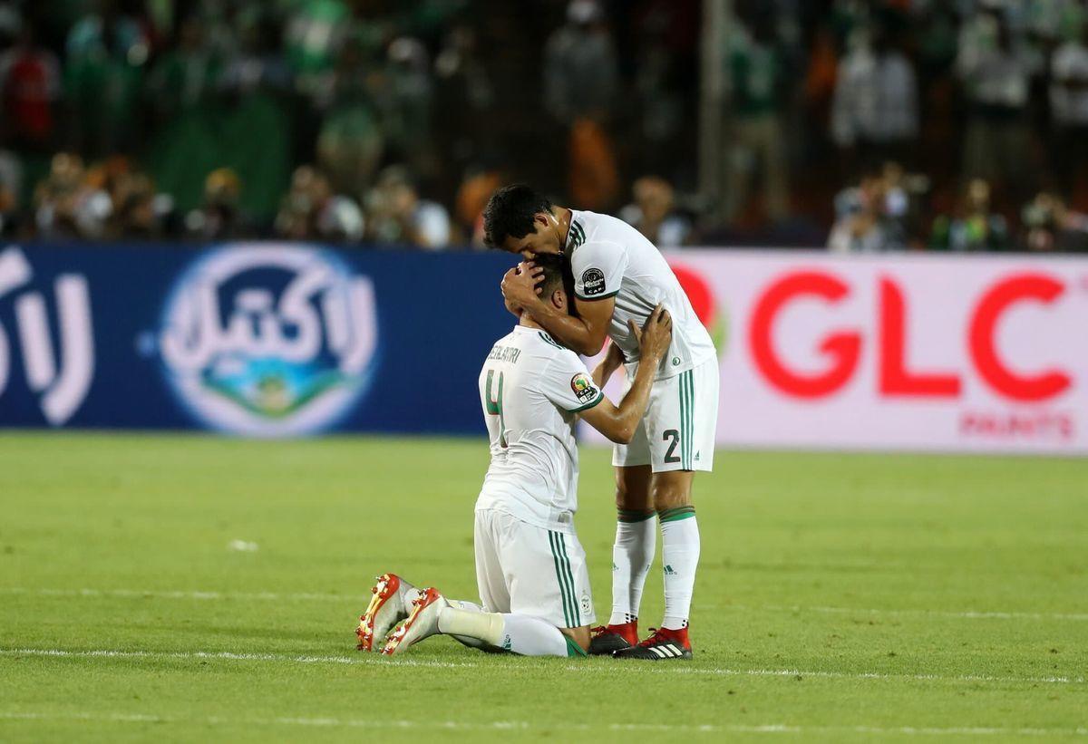 Рикошет оставил Мане и Сенегал без трофея. Алжир - чемпион Африки!
