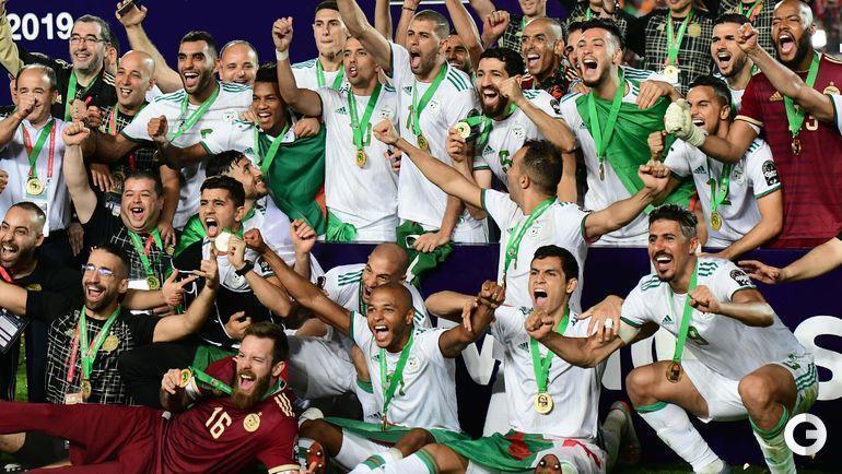 19 июля. Каир. Сенегал – Алжир – 0:1.