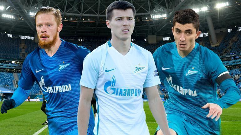 Иван Новосельцев, Дмитрий Полоз, Ибрагим Цаллагов.