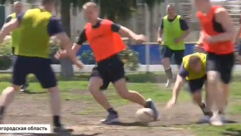 Александр Кокорин: футбол в тюрьме.