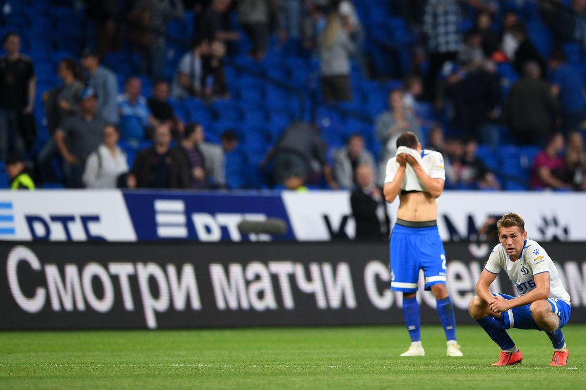 "Претендент на еврокубки? Пока ""Динамо"" от этого далеко"