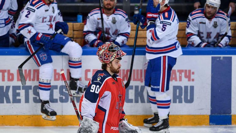 Как будут себя вести клубы КХЛ, если в НХЛ начнется локаут? Фото «СЭ»