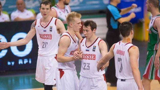Кто виноват в провал юниорской сборной России по баскетболу на чемпионате Европы U20