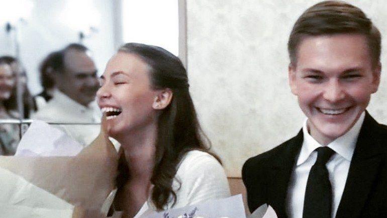 Михаил Коляда и Дарья Беклемищева. Фото instagram.com/daria_beklemisheva/