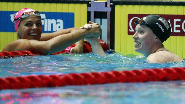 Как закончилась битва Ефимовой и Кинг на чемпионате мира по плаванию в Кванджу, обзор финала на 100 м брассом